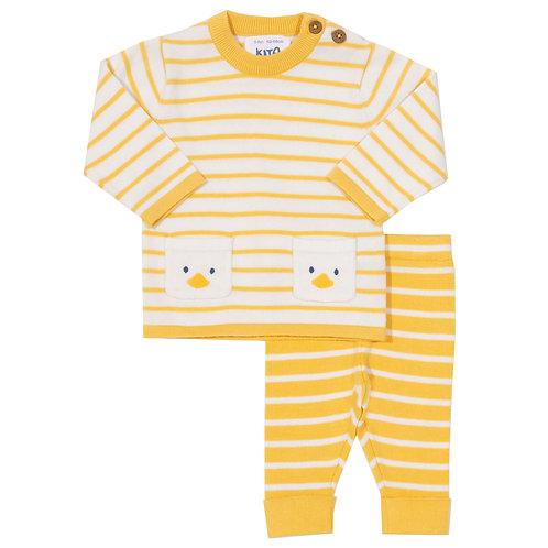 Little Duck Knit Set