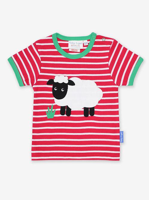 Sheep Applique Tee