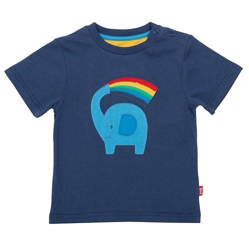Rainbow Ele T-Shirt
