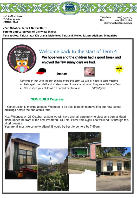 22nd October Newsletter T4N1 pg1.PNG