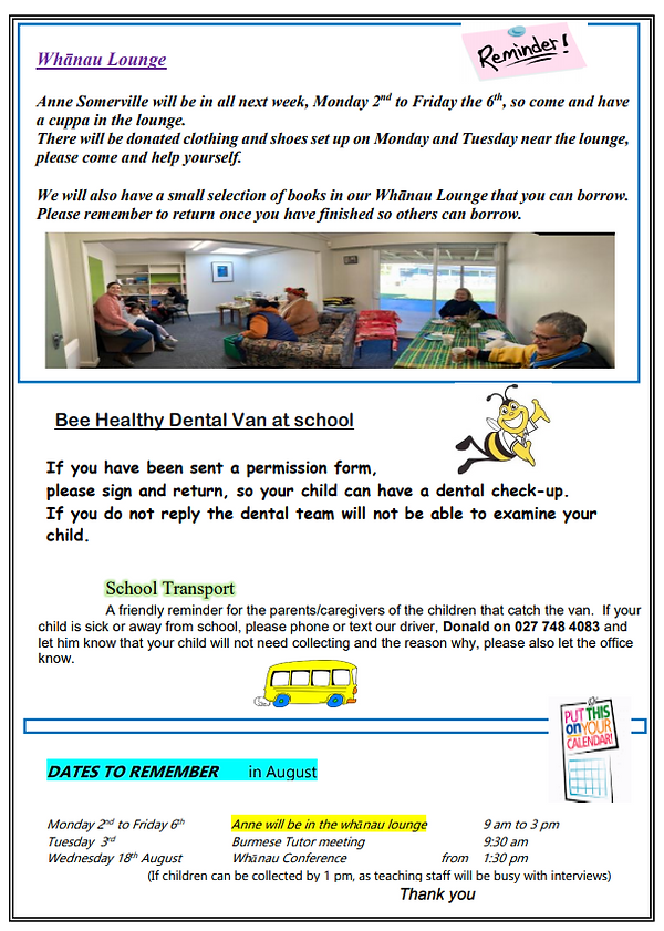29th July 2021 Newsletter Term 3 Newsletter 3 pg 2.PNG