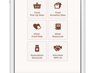 How a Mobile App is Helping Fight Hunger