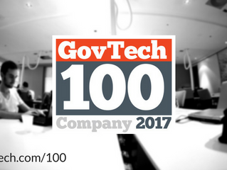 APPCityLife Named to GovTech100 Again