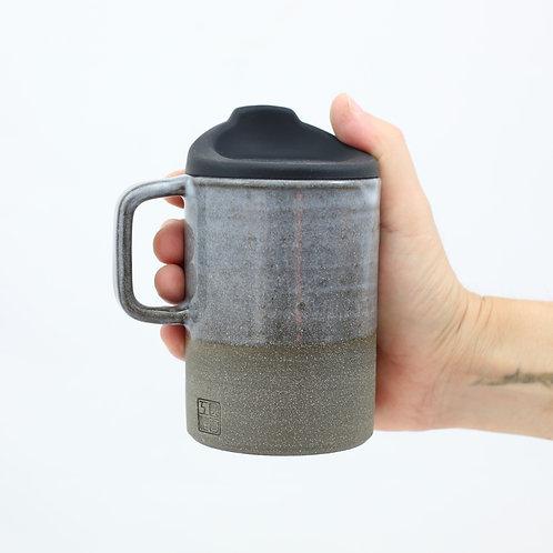 ZUKO Mug (Large: 12oz) - Clovelly Grey