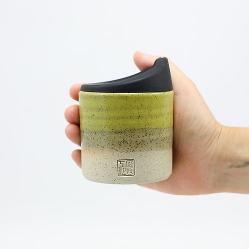 ZUKO Cup (Medium: 8oz) - Lesbos Olive