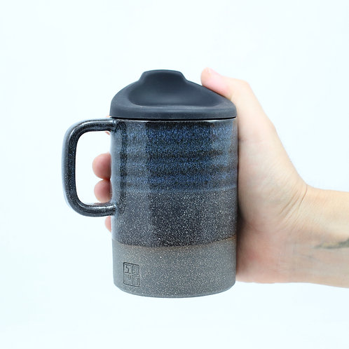 ZUKO Mug (Large: 12oz) - Osaka Blues