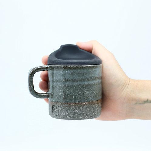 ZUKO Mug (Medium: 8oz) - Clovelly Grey