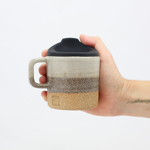 ZUKO Mug (Medium: 8oz) - Earthy
