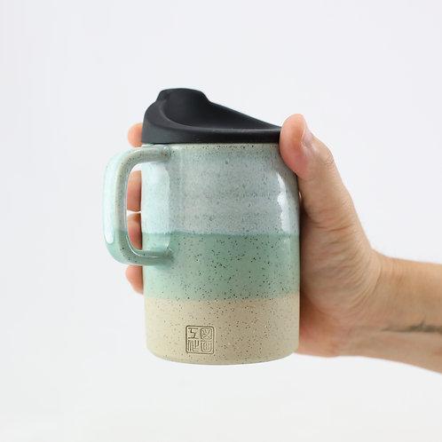 ZUKO Mug (Large: 12oz) - Coogee Green