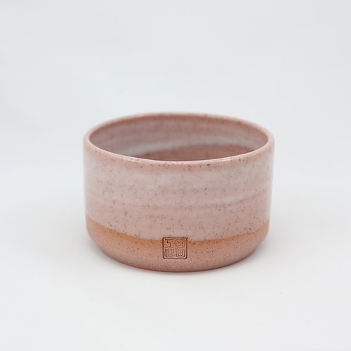 ZUKO All-Purpose Matcha Bowl - Ichigo Pink