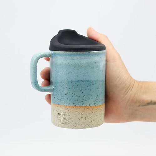 ZUKO Mug (Large: 12oz) - Maroubra Blue