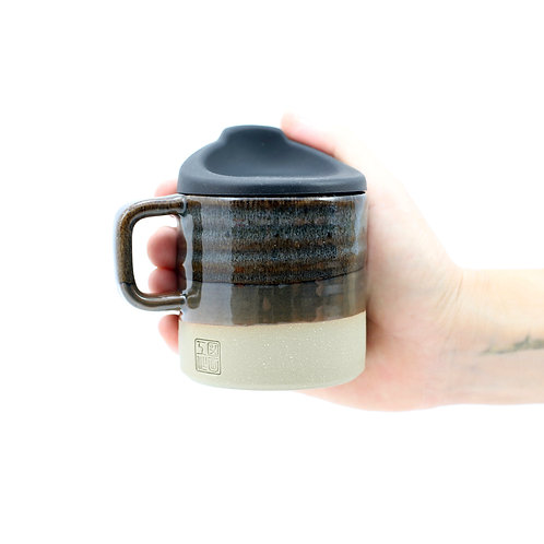 ZUKO Mug (Medium: 8oz) - Bundeena Night