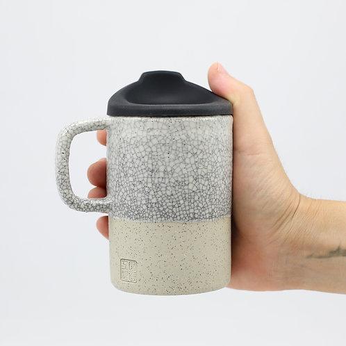ZUKO Mug (Large: 12oz) - Sumi Mosaic