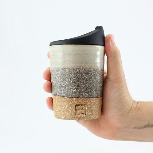 ZUKO Tapered Cup (Medium: 8oz) - Earthy