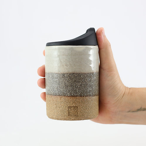 ZUKO Cup (Large: 12oz) - Earthy
