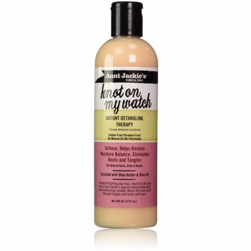 Aunt Jackie's Knot On My Watch – Instant Detangling 12 oz