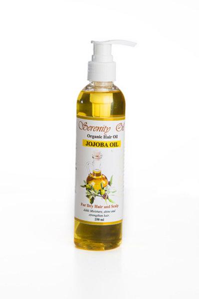 Serenity Organic Jojoba Oil 8 oz