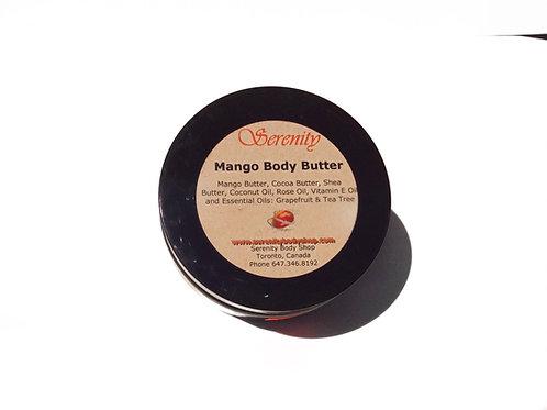 Serenity Mango Body Butter 235 ml