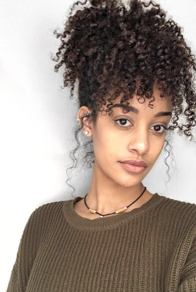 Soft,bouncy and defined curls
