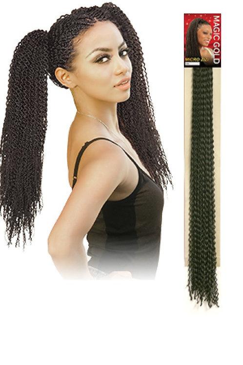 Magic Gold Micro Zizi Braid Hair