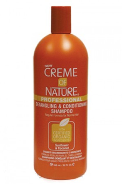 Cream Of Nature Detangling & Conditioning Shampoo 32oz