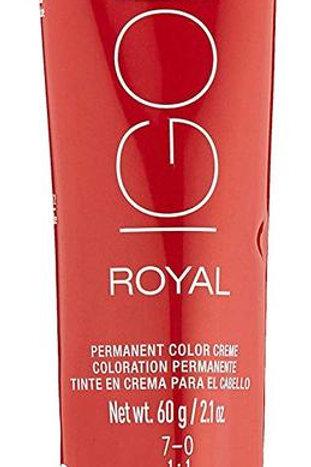 Schwarzkopf Igora Royal Permanent Hair Color 2.1 oz. (60 g)