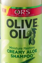 ORS Creamy Aloe Shampoo, 12.50 fl.oz.