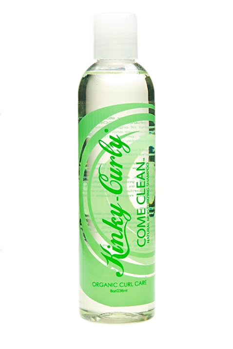 Kinky-Curly Come Clean 8 oz