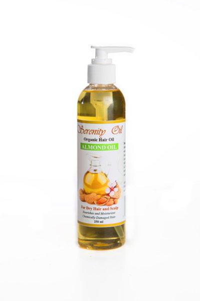 Serenity Organic Almond Oil 8 oz
