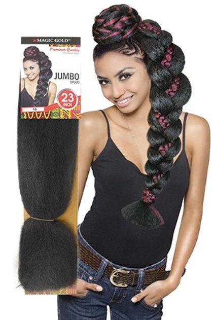 Magic Gold Jumbo Braid Hair