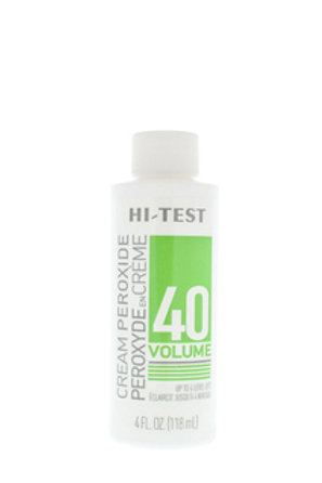 Hi Test Creme Developer 40 Volume 4 oz