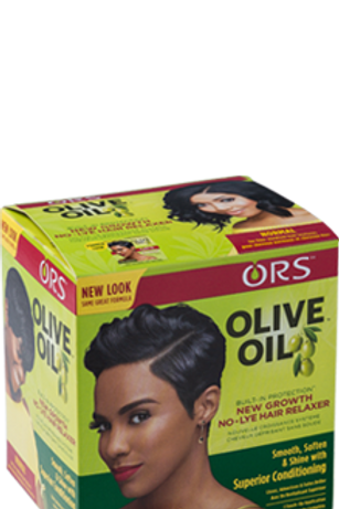 ORS New Growth NO-Lye Hair Relaxer Normal, 8.11 oz.