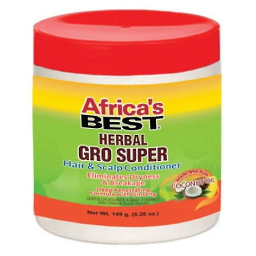Africa's Best – Herbal Gro Super 5.5 oz