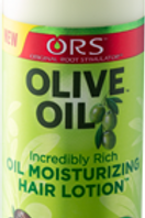 ORS Incredibly Rich Oil Moisturizing Hair Lotion, 8.5 fl.oz.