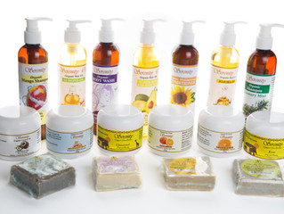 TREAT YOURSELF WITH ORGANICS PRODUCTS