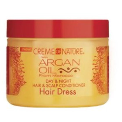 Creme Of Nature Hair & Scalp Conditioner Hair Dress 4.76oz