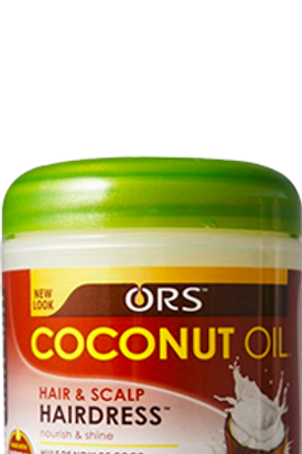 ORS Coconut Oil Hairdress, 5.5 oz.