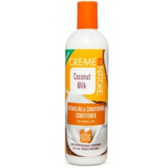 Creme Of Nature Coconut Milk Detangling and Leave In Conditioner 8.45 oz