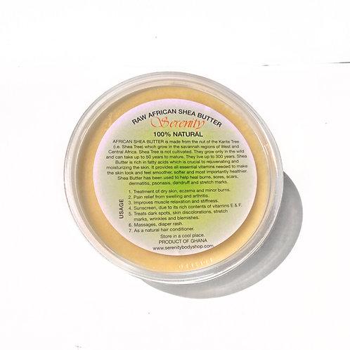 Raw African Shea Butter 16 0z
