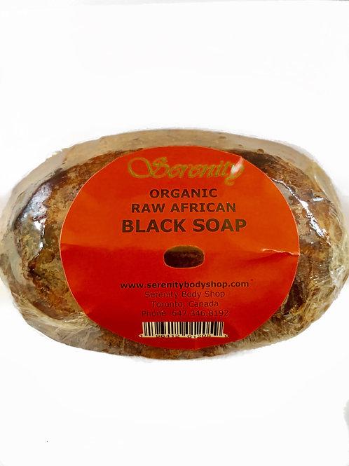 SERENITY BLACK SOAP 2 oz