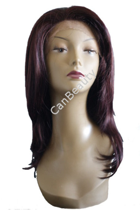 Lace Front  Wig Cathy