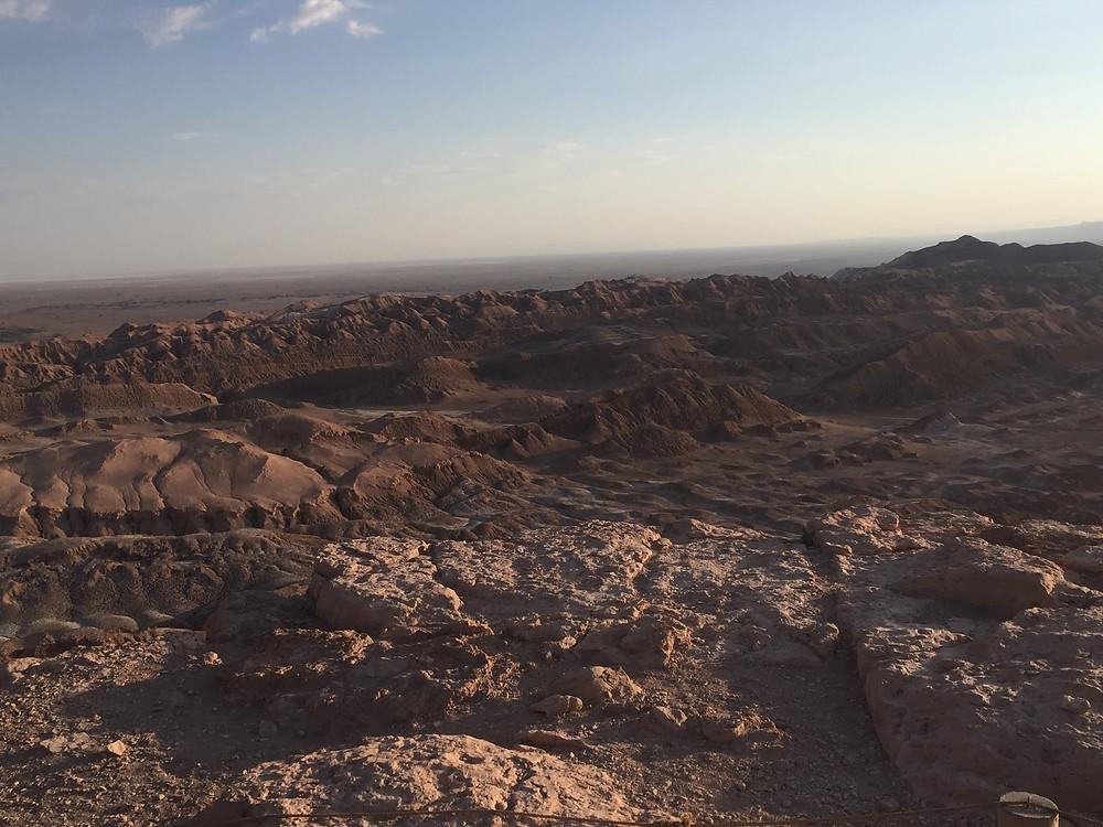 Valley of the Moon (Atacama Desert)