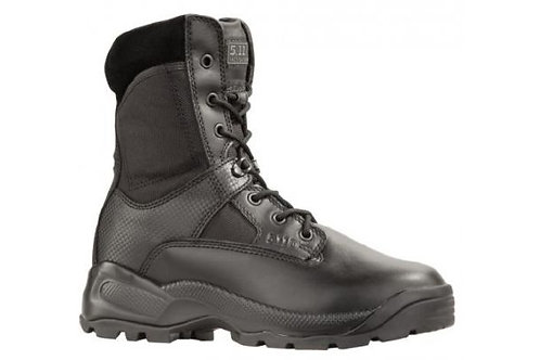 Small 5.11 ATAC Shield, 8in Boot, Side ZIp