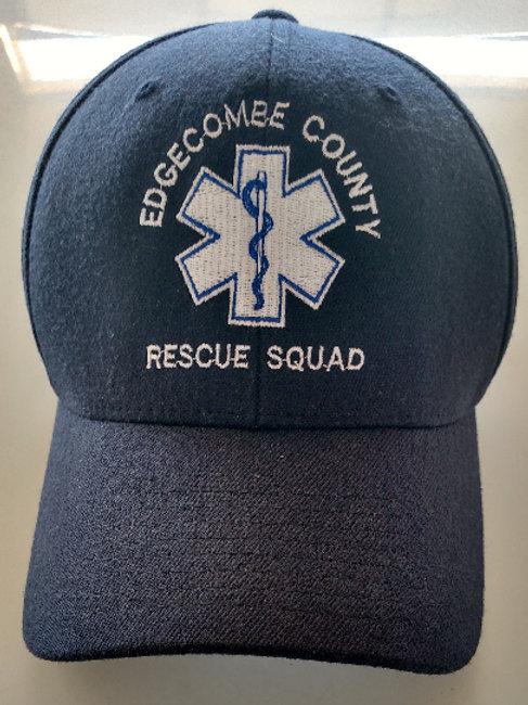 Edgecombe County Rescue Squad Hat