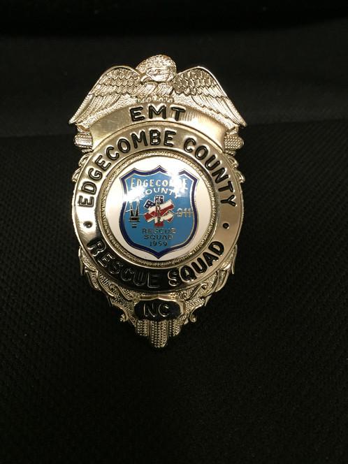 Blackinton Nickel Shirt Badge