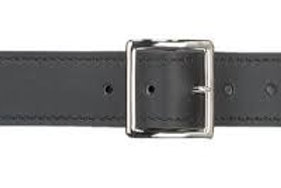 Black Garrison Belt Men's Sizes (48-52)