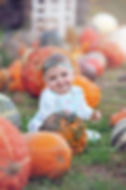 Baby's First Birthday at Dollinger Family Farm