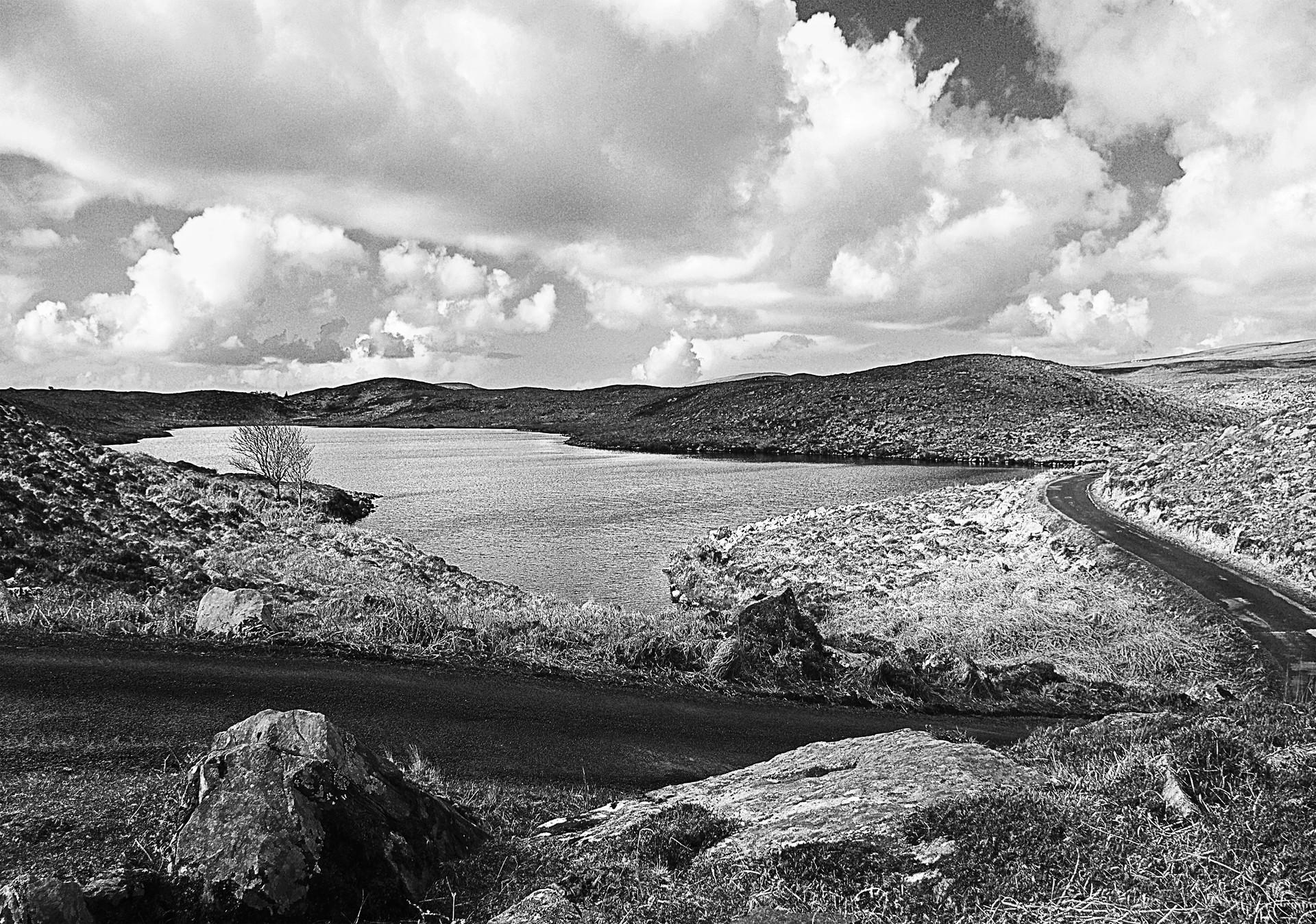 MONO - Lake Furnace by Brian Quinn (7 marks)