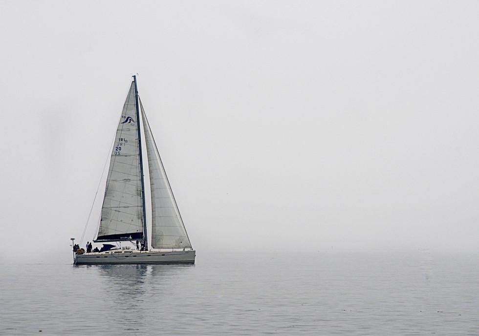 MONO - Sailing by Brian Quinn (8 marks)
