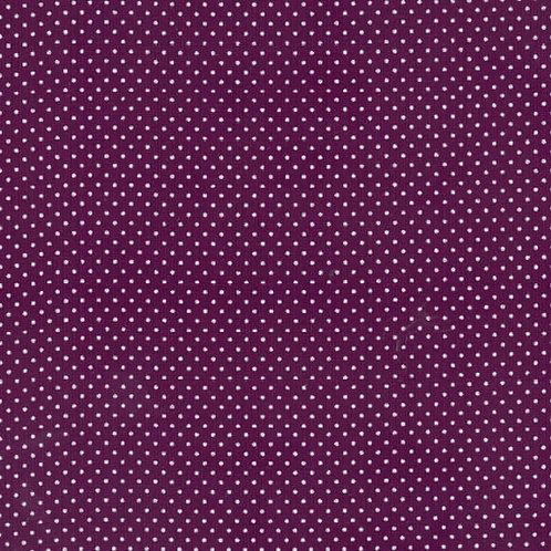 Micro Dot - Plum - GL6952.49